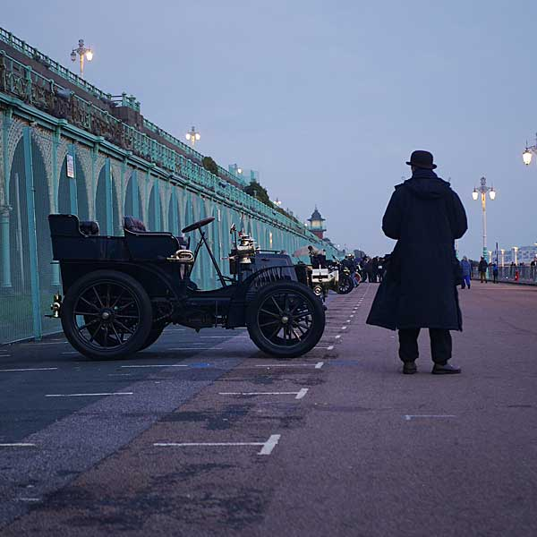 Royal Automobile Club Car Run to Brighton