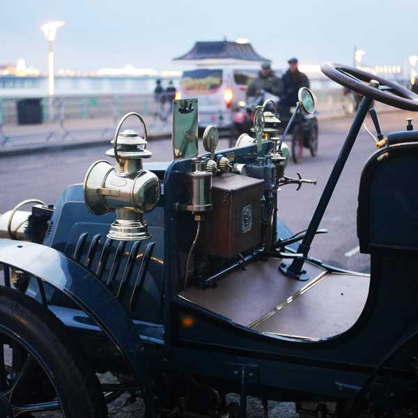 The World's Longest Running Motoring Event , Brighton Nov 2018