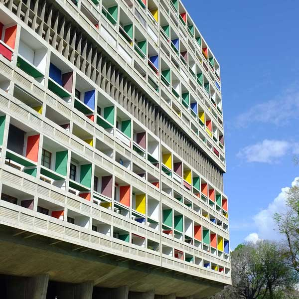 The Corbusier Marseilles Masterpiece