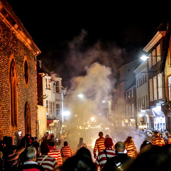 Lewes 5th November