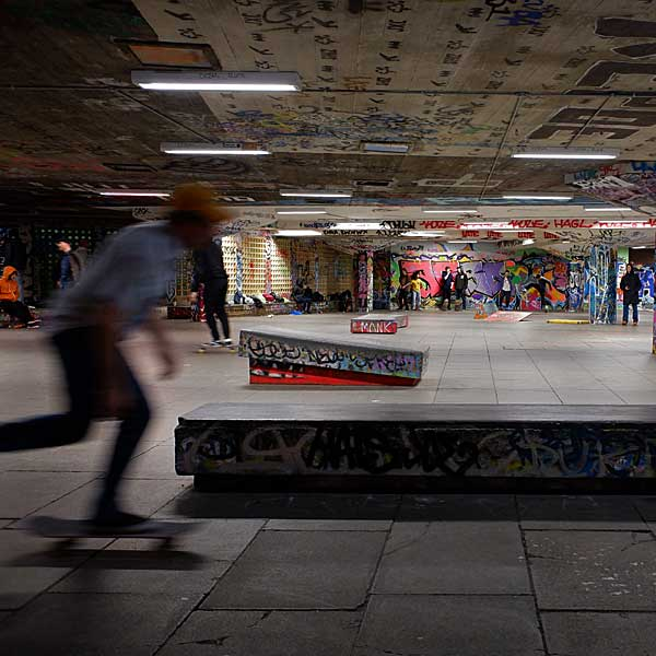Southbank Skate Space
